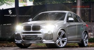 BMW X4 F26 Premier Edition CS 5 Tuning 2 310x165 Premier Edition alloy wheels on the Bugatti Chiron Hypercar?