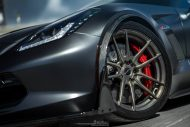 Brixton Forged M53 Ultrasport Carbon Bodykit Tuning Chevrolet Corvette C7 13 190x127 20 Zoll Brixton Forged M53 Ultrasport+ Alu's an der Corvette C7