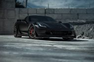 Brixton Forged M53 Ultrasport Carbon Bodykit Tuning Chevrolet Corvette C7 14 190x127 20 Zoll Brixton Forged M53 Ultrasport+ Alu's an der Corvette C7