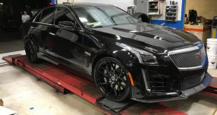 Cadillac CTS V Carbon Package HRE FF01 rims tuning 2 310x165 widebody Mercedes CLS 63 AMG s (C 218) from Vivid Racing