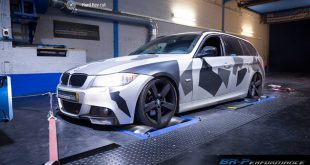 Chiptuning BMW E91 335d Touring 3 310x165 Kraft der vier Turbos: 388 PS Power SUV Alpina XD3 (G01)