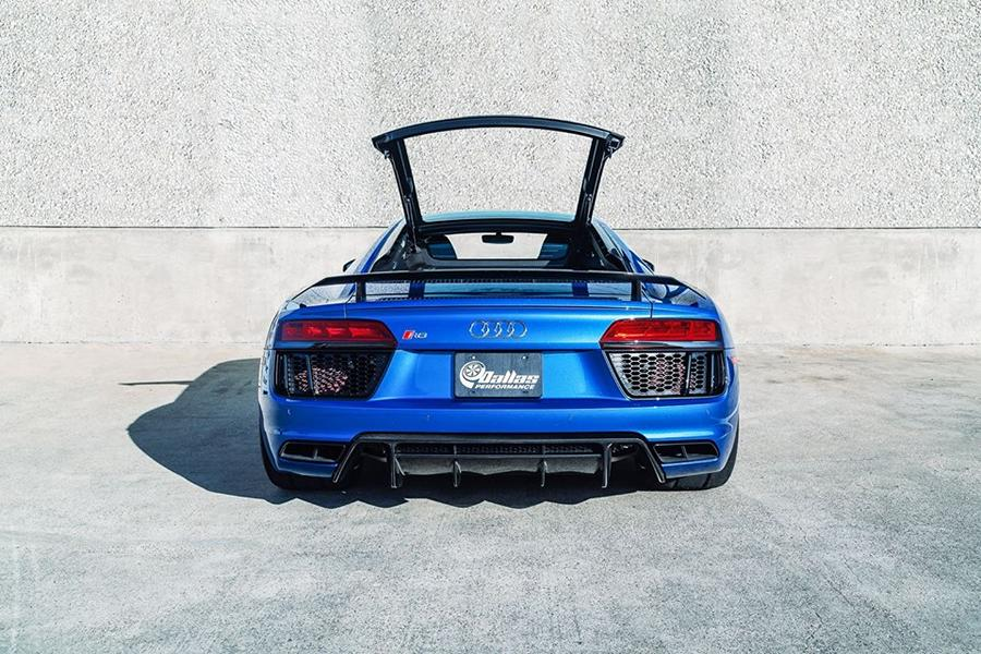 Dallas Bi Turbo Audi R8 V10 4S Plus Tuning 3 Ohne Worte   Dallas Performance Audi R8 mit 1.250PS am Rad