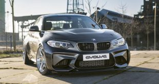 Evolve Automotive BMW F87 M2 GTS CFD Tuning 7 310x165 Evolve Automotive   BMW M2 F87 mit GTS Style Motorhaube