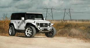 Forgiato MASSA T MC Customs Jeep Wrangler Unlimited Tuning 1 310x165 Fetter als ein Hummer   Jeep Wrangler von MC Customs