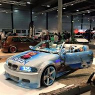 Frozen BMW E46 Widebody Die Eisk%C3%B6nigin 6 190x190 Frozen Themed BMW E46 Cabrio (Die Eiskönigin) + Video!