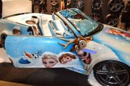 Frozen BMW E46 Widebody Die Eisk%C3%B6nigin 9 190x126 Frozen Themed BMW E46 Cabrio (Die Eiskönigin) + Video!