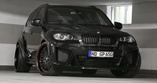 G Power BMW X5M E70 TYPHOON Bodykit Tuning 1 310x165 G Power puscht den Mercedes AMG GT auf 610PS & 755NM