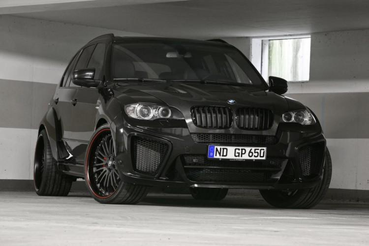 G Power BMW X5M E70 TYPHOON Bodykit Tuning 1 Fotostory: G Power BMW X5M E70 mit TYPHOON Bodykit