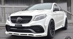 Hamann Widebody Mercedes GLE C292 Tuning 10 310x165 Prior Widebody Kit & Forgiato Wheels am Mercedes GLE