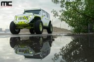 Jeep Wrangler Tuning MC Customs Offroad 3 190x126 Weiß & leuchtend Grün   Jeep Wrangler von MC Customs