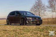 Kinetic Dragonfly Black VW Golf MK7 GTD Tuning 5 190x127 Kinetic Dragonfly Black am VW Golf MK7 GTD