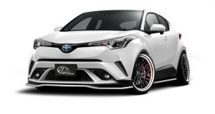 Kuhl Racing Bodykit VERZ Wheels Toyota C HR 1 310x165 Kuhl Racing rundum Bodykit am neuen Toyota C HR