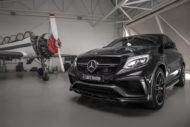 Larte C292 Mercedes AMG GLE 63 S Coup%C3%A9 Tuning 19 190x127 Mercedes Benz GLE SUV mit Larte Design 20th. Bodykit