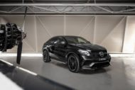 Larte C292 Mercedes AMG GLE 63 S Coup%C3%A9 Tuning 2 190x127 Mercedes Benz GLE SUV mit Larte Design 20th. Bodykit