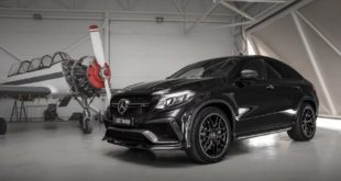 Larte C292 Mercedes AMG GLE 63 S Coupé Tuning 4 310x165 Mercedes Benz GLE SUV mit Larte Design 20th. Bodykit