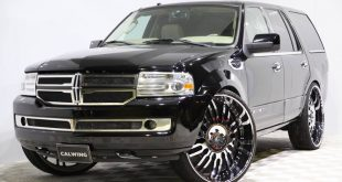 Lincoln Navigator 30 Zoll Forgiato Wheels Tuning 1 310x165 Ohne Worte   Pink Lamborghini Aventador Widebody