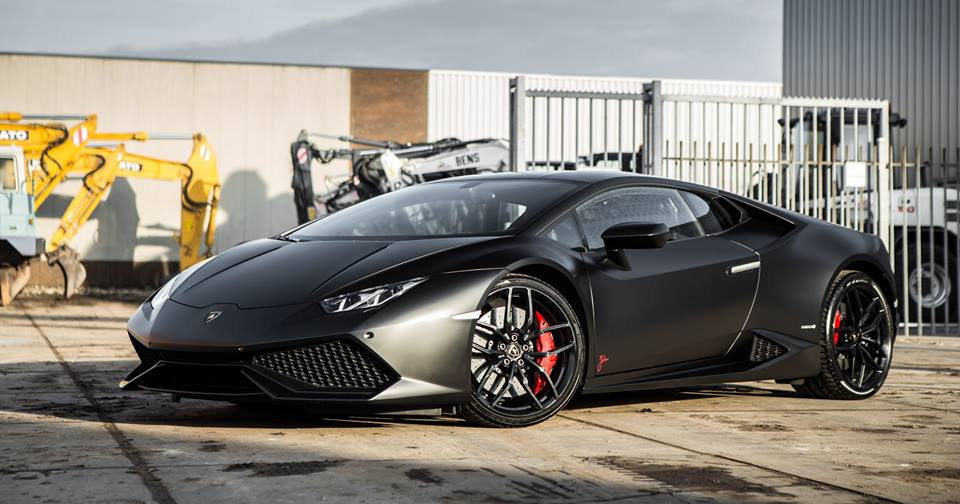 Lamborghini Huracan Lp610 4 Von Jd Customs Tuningblog Eu