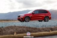 Melbourne Red BMW X5M F85 HRE P200 Tuning 3 190x127 21 Zoll HRE P200 Alu's am BMW X5M F85 in Melbourne Rot