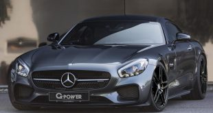 Mercedes AMG GT C190 G Power Tuning 1 310x165 G Power puscht den Mercedes AMG GT auf 610PS & 755NM