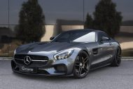 Mercedes AMG GT C190 G Power Tuning 2 190x127 G Power puscht den Mercedes AMG GT auf 610PS & 755NM