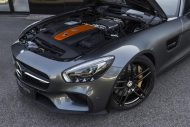 Mercedes AMG GT C190 G Power Tuning 4 190x127 G Power puscht den Mercedes AMG GT auf 610PS & 755NM