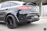 Mercedes Benz AMG GLE 63S Widebody C292 Tuning Hamann 19 155x103 Mega schick   Hamann Widebody Mercedes GLE C292 by DS