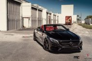 Mercedes Benz S Coupe S550 A217 Vellano VM10 Tuning 11 190x127 Mercedes Benz S Coupe S550 auf Vellano VM10 Felgen