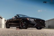 Mercedes Benz S Coupe S550 A217 Vellano VM10 Tuning 12 190x126 Mercedes Benz S Coupe S550 auf Vellano VM10 Felgen