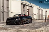 Mercedes Benz S Coupe S550 A217 Vellano VM10 Tuning 2 190x126 Mercedes Benz S Coupe S550 auf Vellano VM10 Felgen