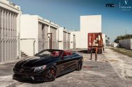 Mercedes Benz S Coupe S550 A217 Vellano VM10 Tuning 3 190x126 Mercedes Benz S Coupe S550 auf Vellano VM10 Felgen