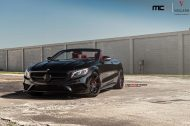 Mercedes Benz S Coupe S550 A217 Vellano VM10 Tuning 7 190x126 Mercedes Benz S Coupe S550 auf Vellano VM10 Felgen