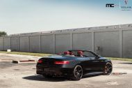 Mercedes Benz S Coupe S550 A217 Vellano VM10 Tuning 8 190x126 Mercedes Benz S Coupe S550 auf Vellano VM10 Felgen