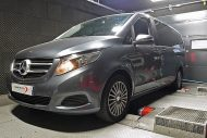 Mercedes Benz V220 CDI Chiptuning W447 1 190x127 Mercedes Benz V220 CDI mit Chiptuning by Shiftech