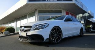 Mercedes C63 AMG W205 Chiptuning Wetterauer Brabus Vossen 1 310x165 Mercedes AMG C63 mit 622PS by Extreme Customs Germany