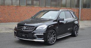 Mercedes ML63 AMG W166 MEC Design Nobilis Tuning 2 310x165 Top   Mercedes Benz GLE SUV (W166) mit Renegade Bodykit
