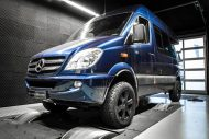Mercedes Sprinter 318 CDI 3.0l 4x4 Chiptuning 1 190x127 Mächtiger Transporter   Mercedes Sprinter mit 217PS by Mcchip
