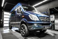 Mercedes Sprinter 318 CDI 3.0l 4x4 Chiptuning 7 190x127 Mächtiger Transporter   Mercedes Sprinter mit 217PS by Mcchip