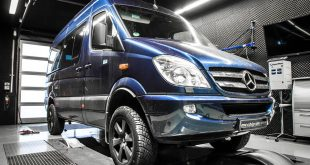 Mercedes Sprinter 318 CDI 3.0l 4x4 Chiptuning 7 310x165 Mächtiger Transporter   Mercedes Sprinter mit 217PS by Mcchip