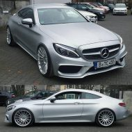 Moshammer Manufaktur Widebody Mercedes C205 Coupe Tuning W205 4 190x190 Moshammer Manufaktur   Widebody Mercedes C205 Coupe