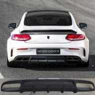 Moshammer Manufaktur Widebody Mercedes C205 Coupe Tuning W205 7 190x190 Moshammer Manufaktur   Widebody Mercedes C205 Coupe