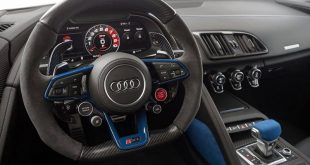 Neidfaktor Audi R8 V10 Plus Tuning Interieur 6 310x165 The Blue Thunder Project   Audi R8 V10 Plus by Neidfaktor