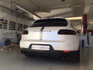 Porsche Macan Folierung mattwei%C3%9F Tuning 7 190x143 Porsche Macan von 2M Designs mit Voll Folierung in Mattweiß