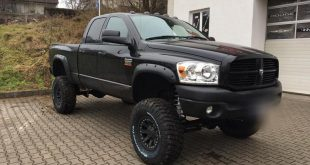 Power Parts Automotive GmbH 2008 Dodge Ram 2500 Tuning 3 310x165 Eagle Motor Parts Dodge Ram auf 20 Zoll Rockstar Felgen