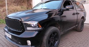 "Powerparts Tuning Dodge Ram 2 310x165 Deutlich WIDER   Widebody Jeep Grand Cherokee SRT ""Edition Series"""