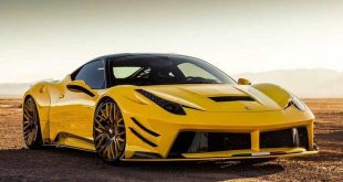 Prior Design Ferrari 458 PD458 Bodykit Tuning Forgiato 1 310x165 High End Tuning: SVR 488 Bodykit am Ferrari 488 GTB