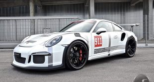 Race Line Folierung Porsche 911 1020 GT3 RS Tuning 310x165 BBS Alufelgen & BBi Parts am Porsche 911 (991) GT3 RS
