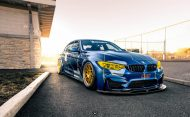 Race Themed BMW M3 Image 3 190x117 Voll auf Angriff   BMW M3 F80 im Racing Look by PSM Dynamic