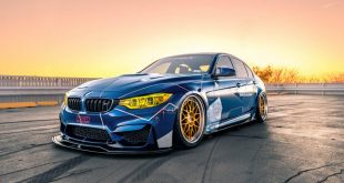 Race Themed BMW M3 Image 4 310x165 Voll auf Angriff   BMW M3 F80 im Racing Look by PSM Dynamic