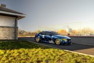 Race Themed BMW M3 Image 6 190x127 Voll auf Angriff   BMW M3 F80 im Racing Look by PSM Dynamic
