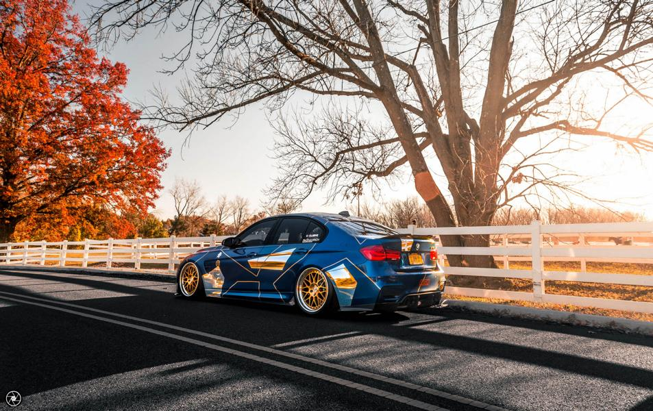 Race Themed BMW M3 Image 8 Voll auf Angriff   BMW M3 F80 im Racing Look by PSM Dynamic